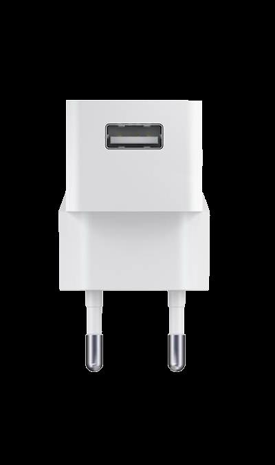 Зарядное устройство сетевое Vertex (универсальное+ Data-кабель с разъемом Lightning)